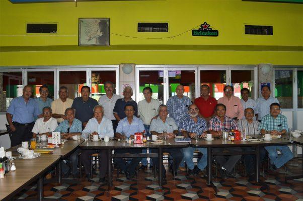 Interesante Sesión Mensual de la Fraternidad de Humex