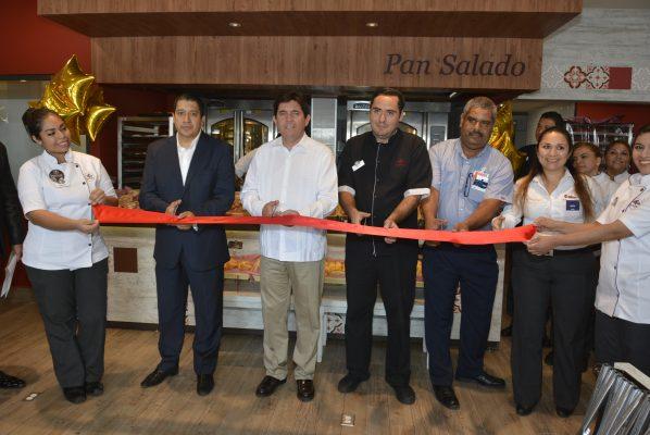 """Inauguran la Panadería """"El Globo"""" Sucursal Tampico"""