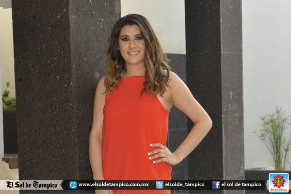 Fernanda Delsol Abisad será la anfitriona en el baile de independencia del Casino Tampiqueño