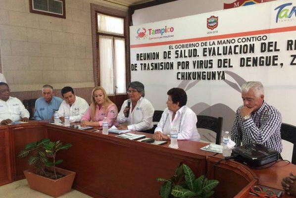 Estado y municipios unen esfuerzos contra el dengue