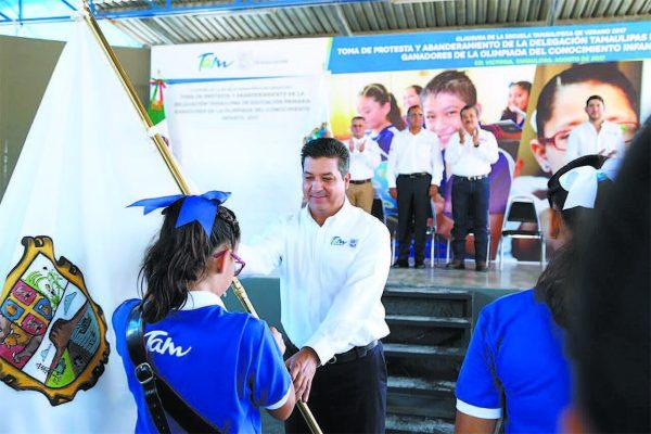 Tamaulipas, líder en escuelas de verano