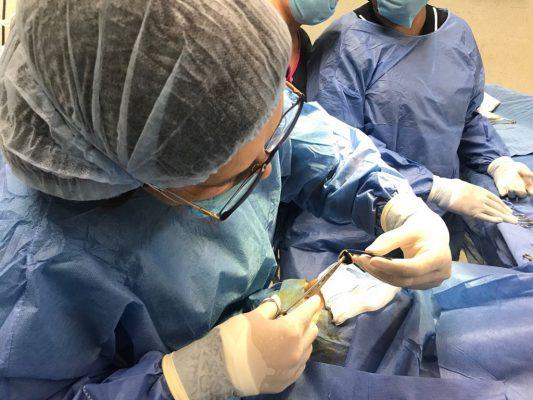 Realizan en el hospital del IMSS una segunda procuración de córneas