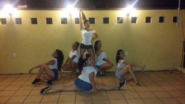 """Bachata Ladys Tampico"" Rumbo al Fusion Salsafest"