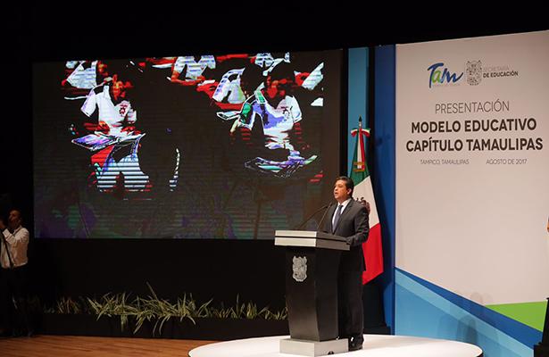 Tamaulipas saldrá beneficiado con las negociaciones del TLC: Cabeza de Vaca