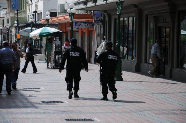 Civiles cuidarán zona centro de Tampico