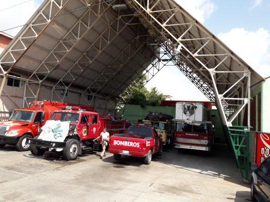 Buscan que se incorpore una subestación de bomberos en la zona norte de Veracruz