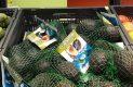 El aguacate Hass mantiene un precio cercano a los 80 pesos en tiendas de autoservicio.