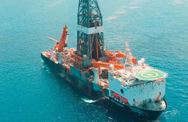 Vastos depósitos de petróleo frente a las costas de Tamaulipas