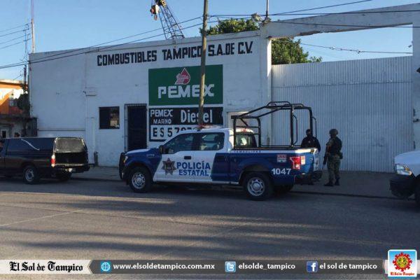 Muere en atracadero de combustibles de la Morelos