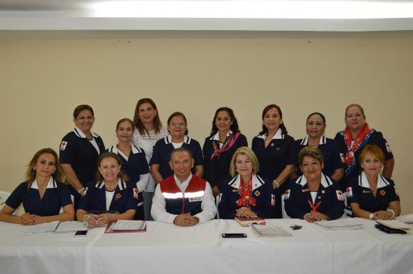 Comité de Damas de la Cruz Roja de Tampico