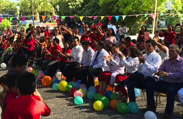 Realizaron IMSS y Sindicato clausura del campamento de verano 2017
