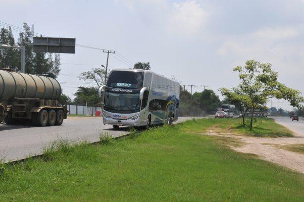 Aumenta el foro vehicular al concluir el periodo vacacional de verano en la Tampico- Mante
