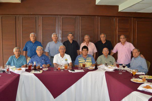 Junta Mensual de Marinos Jubilados de Pemex