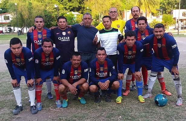 Listas las Semifinales del Torneo de Futbol de la Comapa Zona Conurbada
