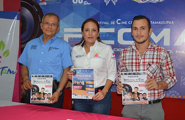 Invitan al Festival Internacional  de Cine de Ciudad Madero