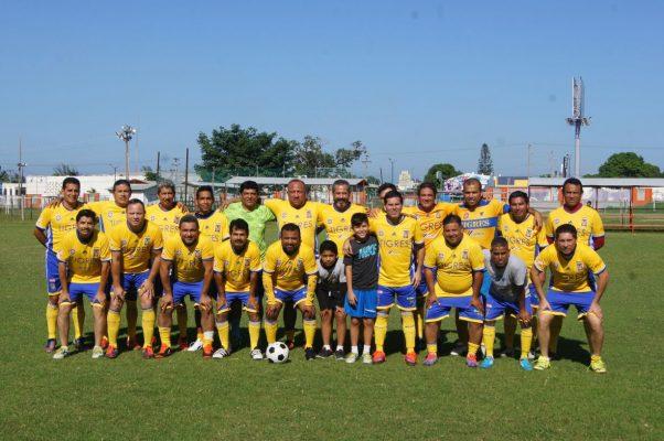 Gol de Julio Pazos y Triunfo de Tigres-Másters