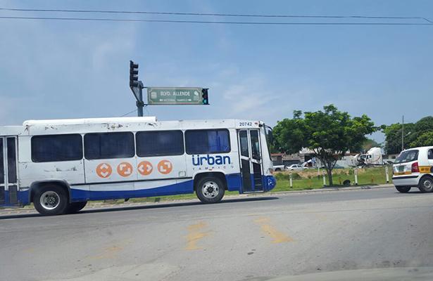 Capacitarán a más de 700 choferes de transporte público en Altamira