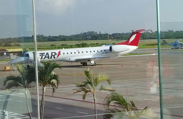Cancelan vuelo a Monterrey por falla mecánica
