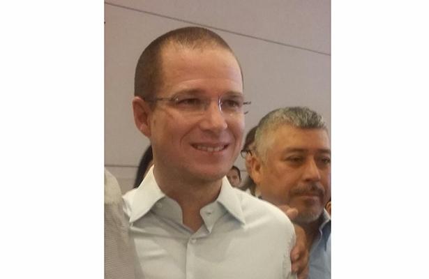 Ricardo Anaya en Tamaulipas