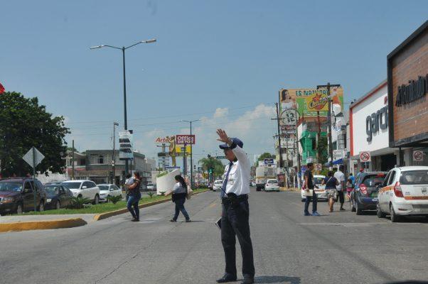 Detenida la contratación de tránsitos en Ciudad Madero