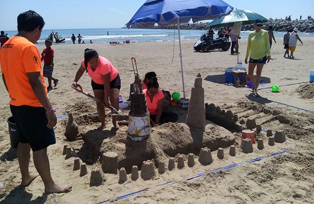 Días de castillos y cine en Miramar