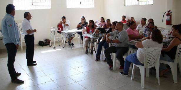 Promueven la competitividad entre microempresarios maderenses