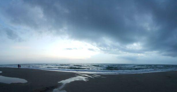 """Bandas nubosas de """"Franklin"""" ingresan a la zona desde el Golfo de México"""