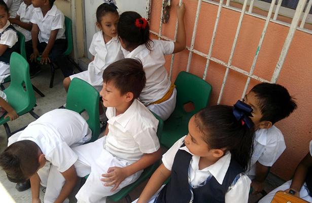 Niños acudirán a Derechos Humanos si les condicionan regreso a clases