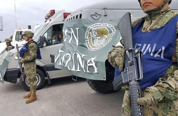 Plan Marina en marcha en el Sur de Tamaulipas
