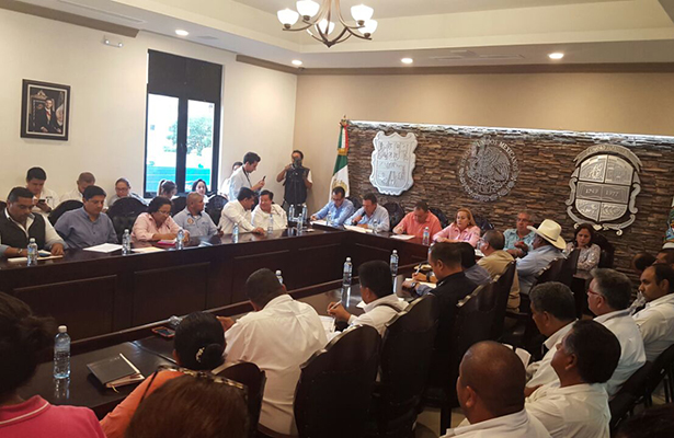 Exhortan trabajar a favor de causas sociales en Altamira