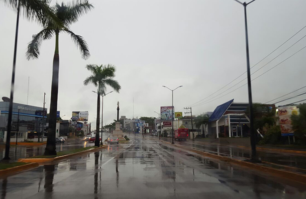 Alertan sobre semáforos sin funcionar en Av. Hidalgo