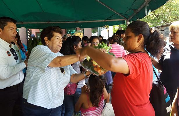 Jornada Asistencial en la colonia Solidaridad, Voluntad y Trabajo