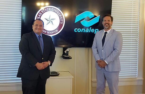 Conalep Tamaulipas y Universidad Texana firman convenio de colaboración