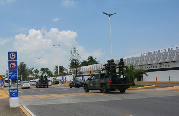 Dispositivo especial en el aeropuerto por escala del presidente Peña Nieto