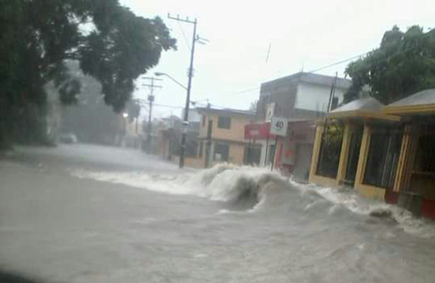 Sesenta mil ciudadanos en Ciudad Madero se verían afectados por una inundación