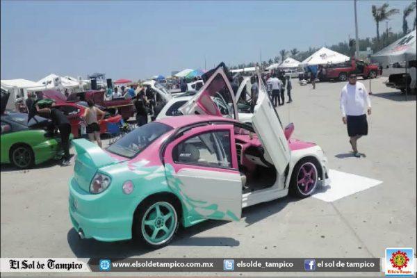 Llegan de todo el país a Auto Car Show Miramar