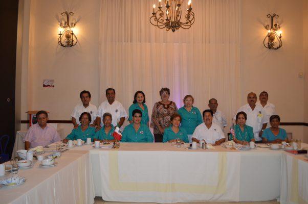 Junta Mensual del CIBV Sección Altamira