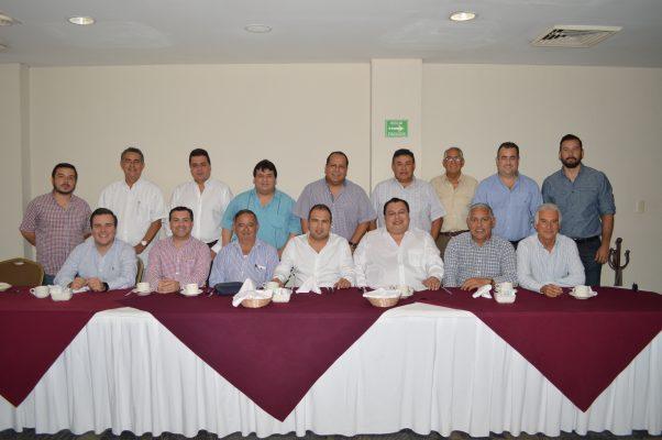 Amena Sesión del Grupo de Empresarios
