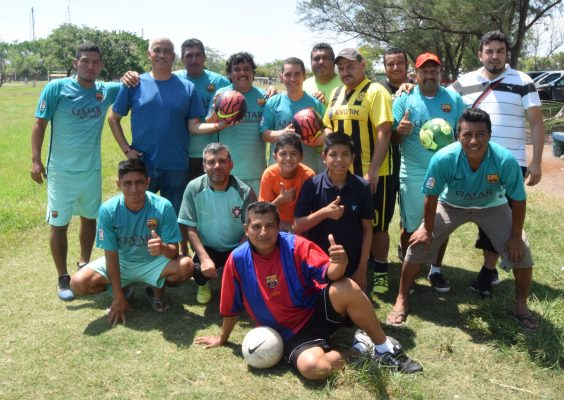 Grupo Tamaulipas y Colonia Smith, 2-2