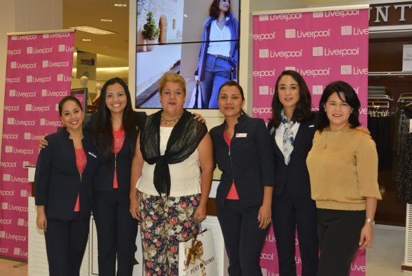 Liverpool Tampico Hidalgo Consiente a sus  Clientas