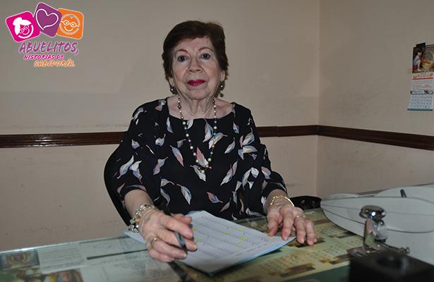 Abuelitos, historias de sabiduría…Doña Marí