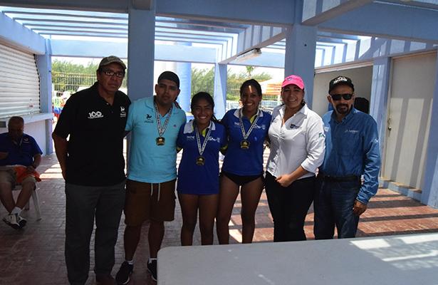 Princess A y Altamira A Dominan el Estatal de Voleibol de Playa