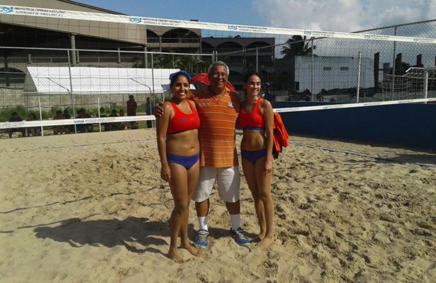 """Definen """"Wild Card"""" Para el Tour Mexicano de Voleibol de Playa que se Jugará en Miramar"""