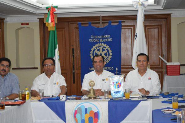 Realizará una Jornada Asistencial el Club Rotario de Madero