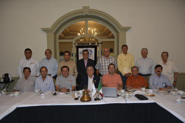Club Rotario Tampico Norte Continúa con sus  Actividades Benéficas