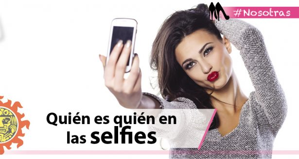 Quién es quién en las selfies