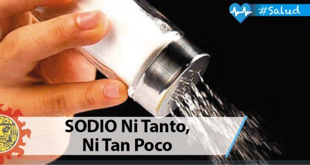 SODIO Ni Tanto, Ni Tan Poco