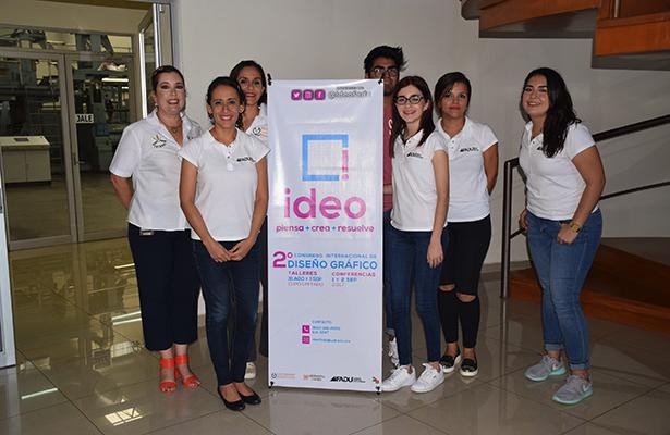 """Organizan congreso de diseño """"IDEO"""""""