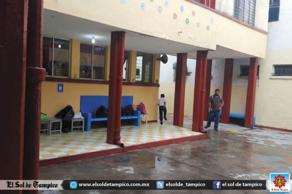 Gobierno municipal de Tampico invierte en el Sector Educativo
