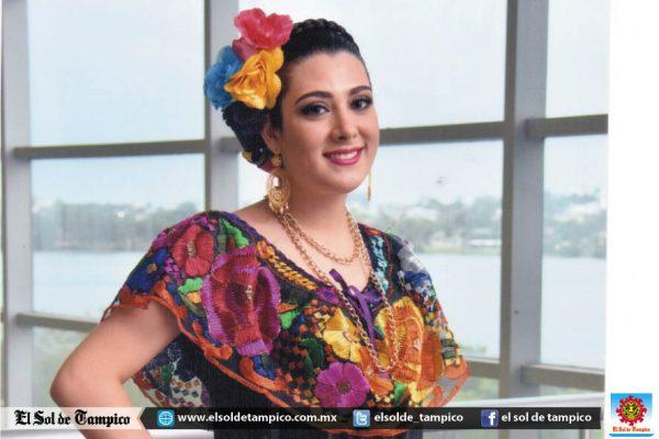 Fernanda Delsol Abisad Será Anfitriona del Baile de Independencia del Casino Tampiqueño
